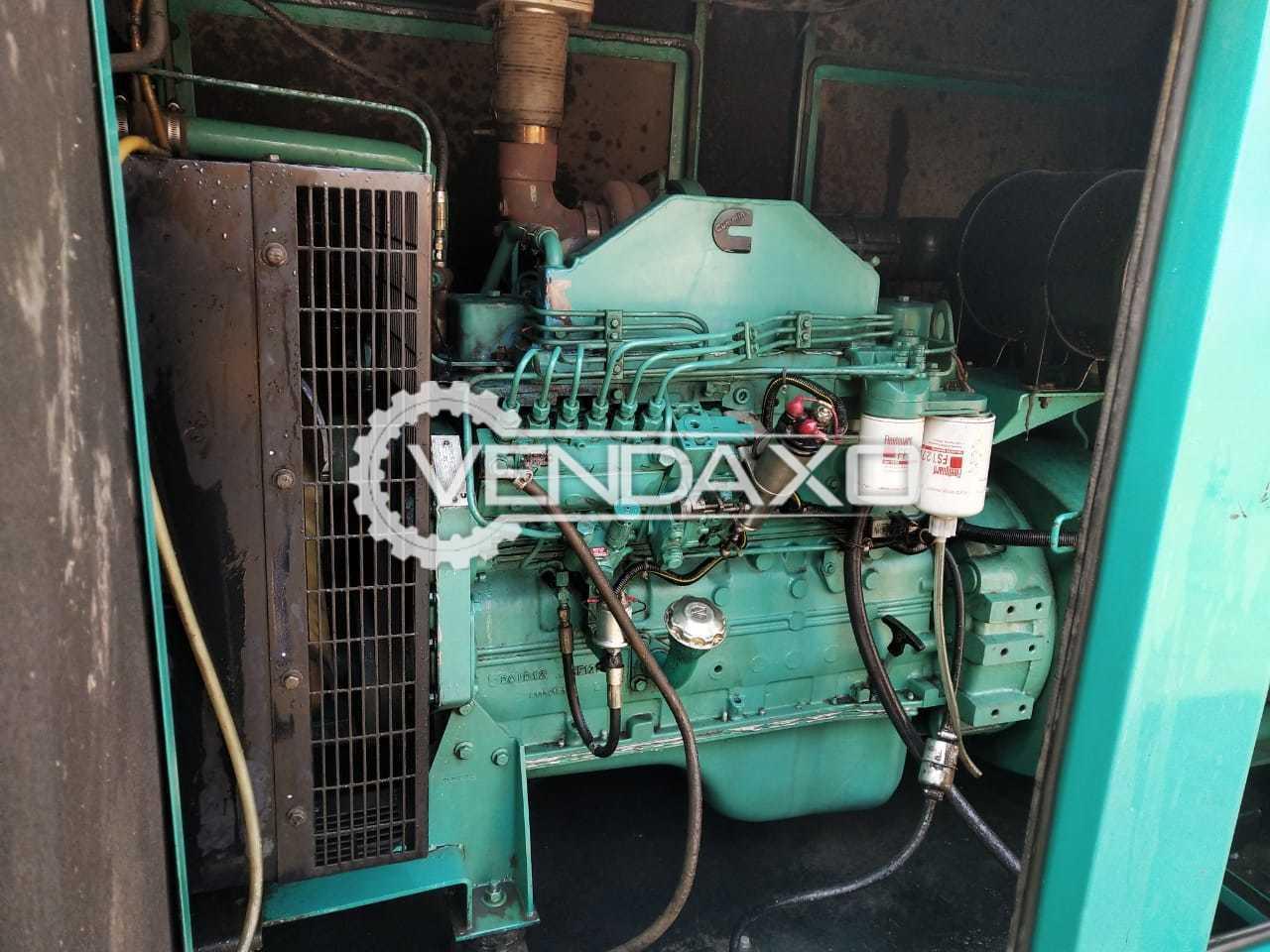 Cummins Diesel Generator - 100 Kva, 2012 Model