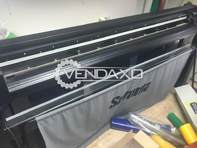 Summa Plotter/Cutter Machine - Width - 160 cm