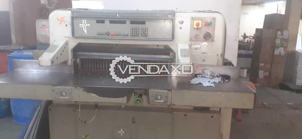 Polar Mohr 92 EM Paper Cutting Machine - Size - 36 Inch