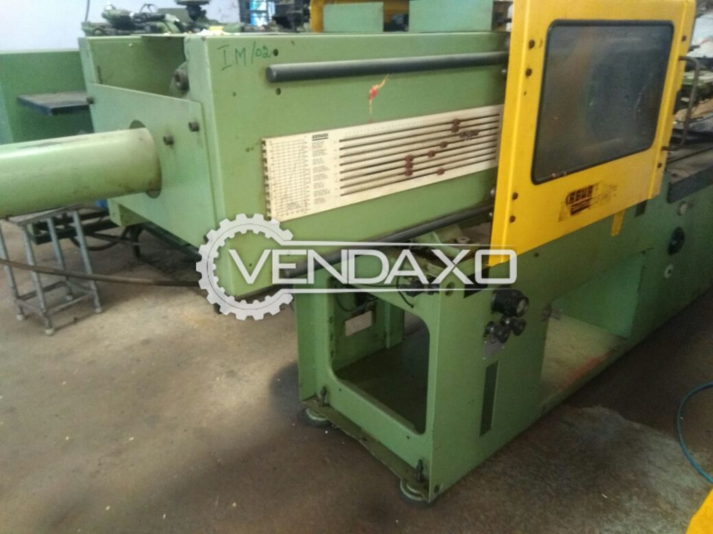 Used Arburg Injection Molding Machine for Sale at Best