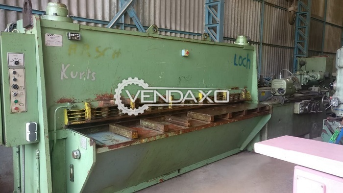 LVD HSL31/12 Shearing Machine - 3100 x 13 mm