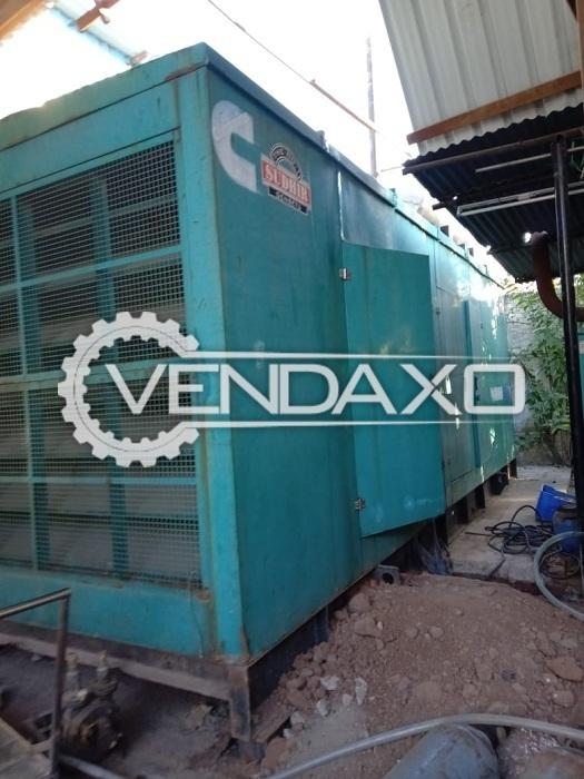 Cummins DXP 20-5 Diesel Generator - 20 Kva, 2006 Model