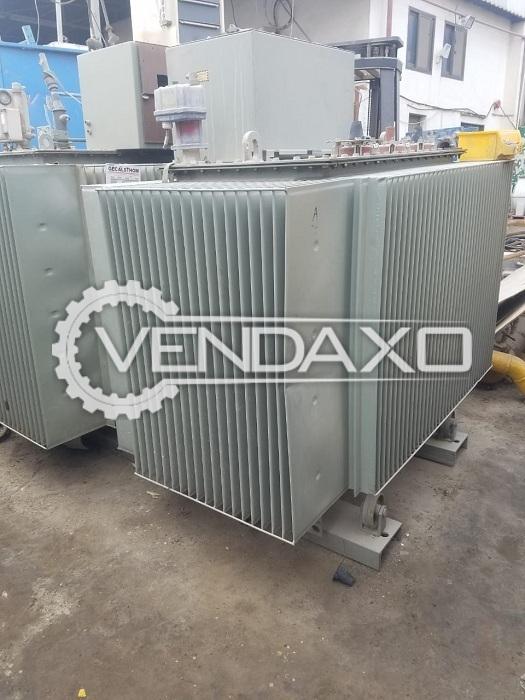 France Transfo Make Transformer - 2000 Kva