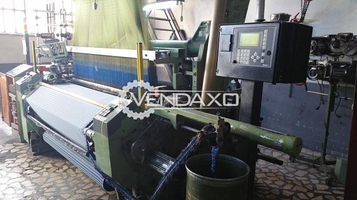 4 Set OF Dornier HTV/12 J Jacquard Weaving Machine - Width - 1.80 Meter