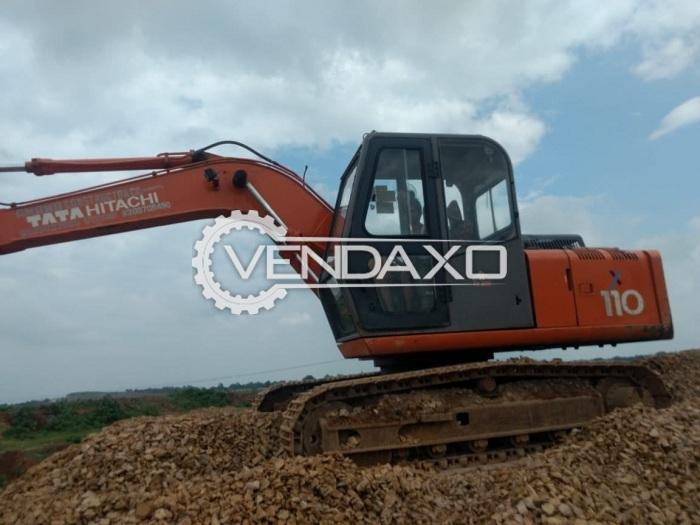 Tata Hitachi EX 110 Excavator - Power - 76 HP, 2010 Model