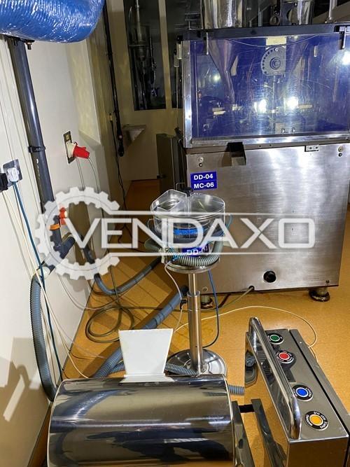 Manesty BB4 Pharma Tablet Press Machine - 35 Station