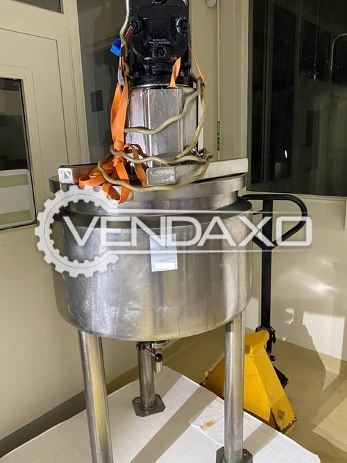 Available For Sale Mixer (Processing) Machine - 100 Liter