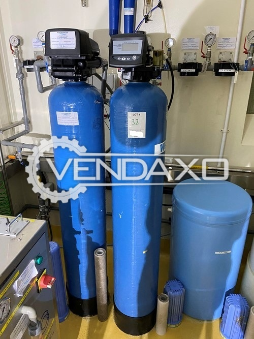 For Sale Used Waterman KOW160-03 Reverse Osmosis System