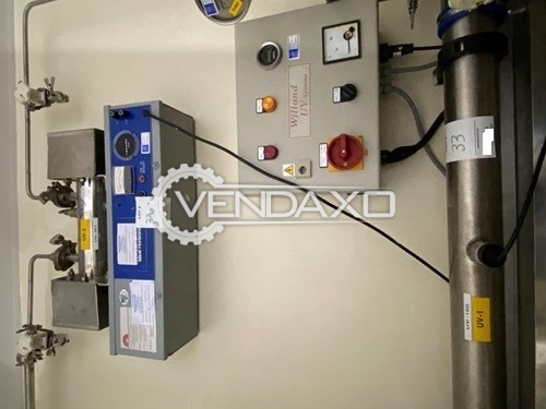 Available For Sale Willand Make UV Purifier System