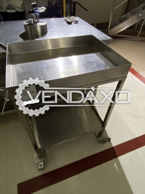 Avaialble For Sale Table Machine