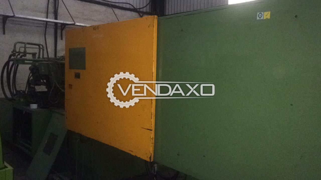 Windsor Sumo Smart 350 Injection Moulding Machine - 350 Ton