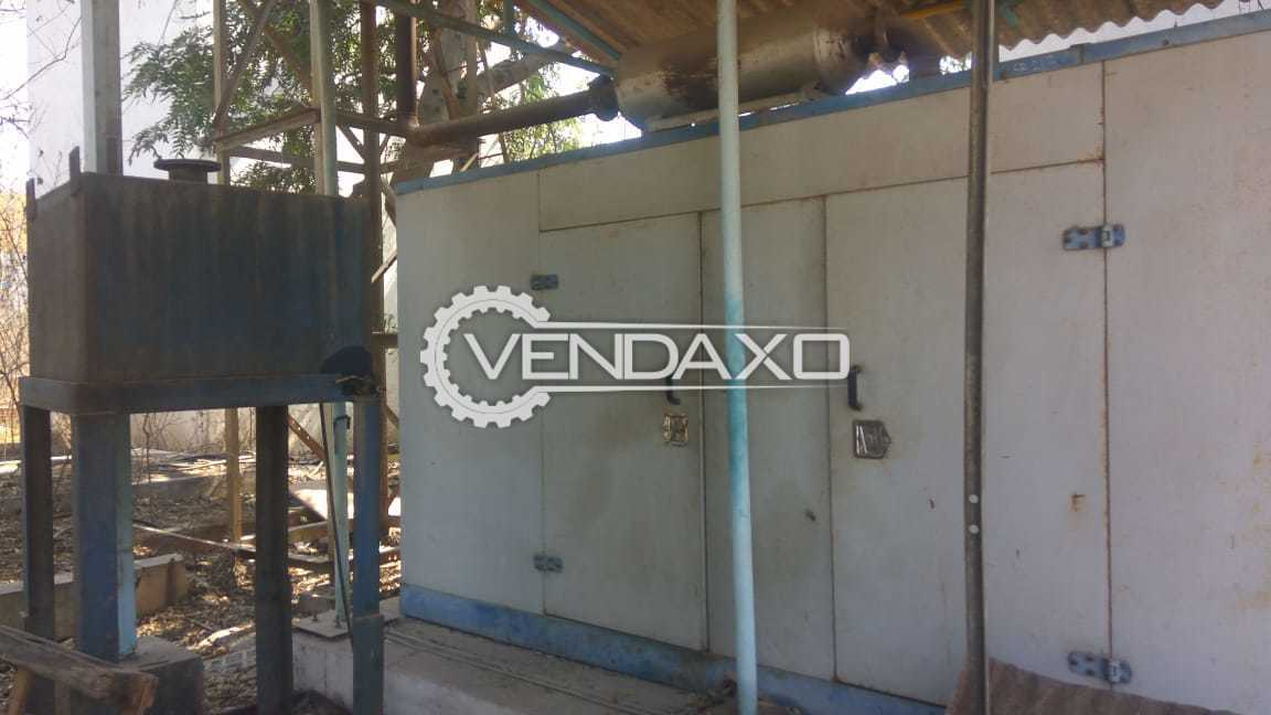 For Sale Used Greaves Diesel Generator - 160 Kva
